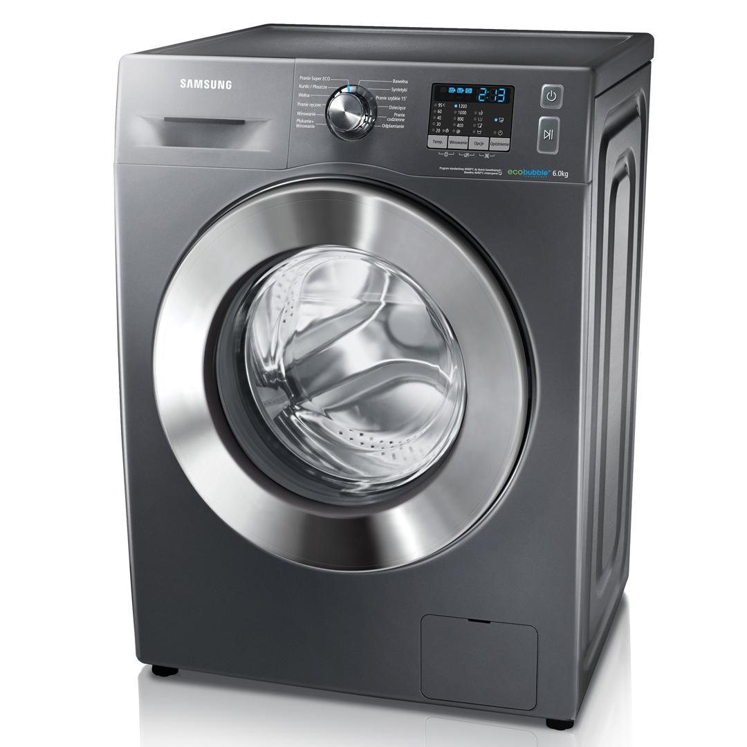 Samsung veļasmašīna WF60F4E2W2X/LE