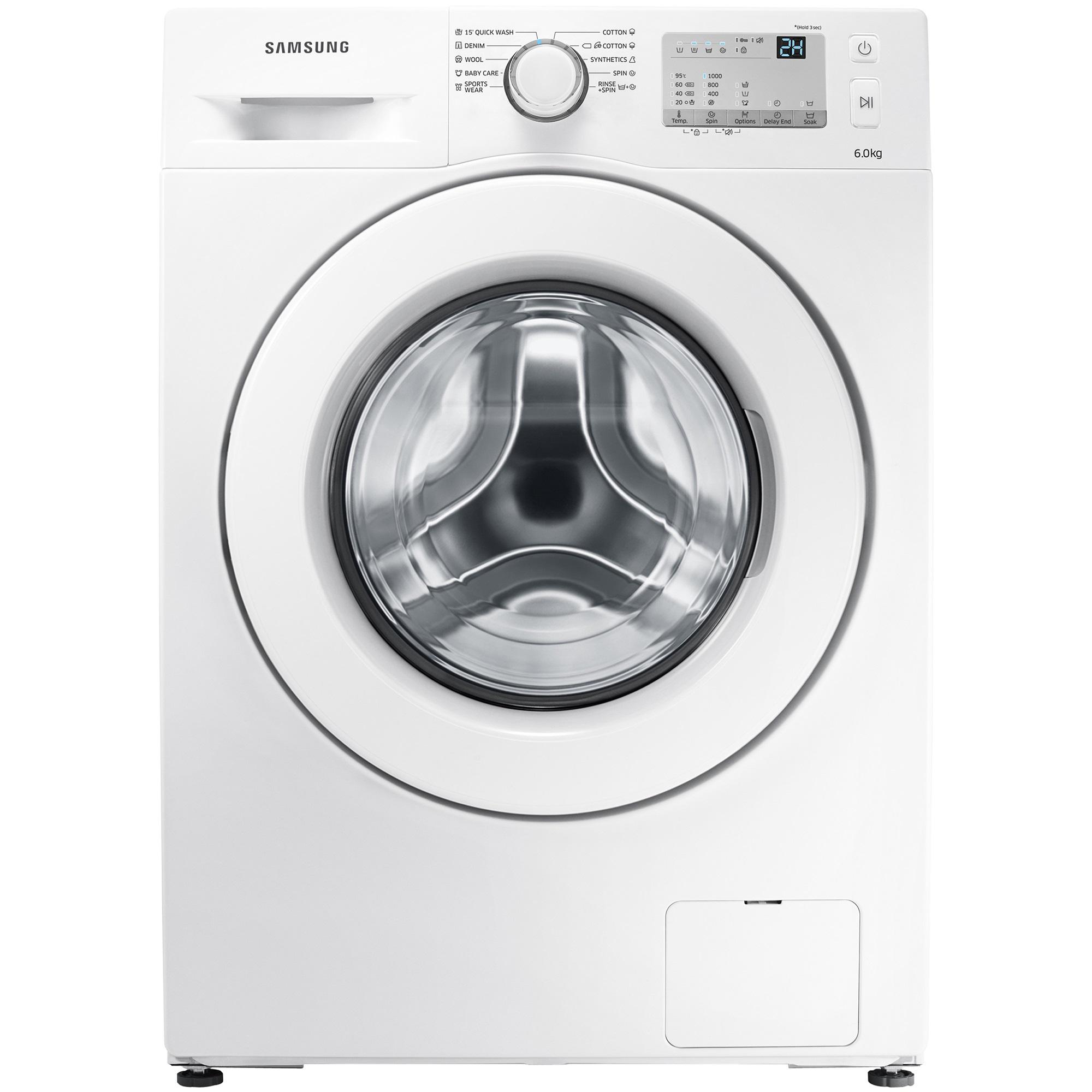 Samsung veļasmašīna WW60J3083LW/LE